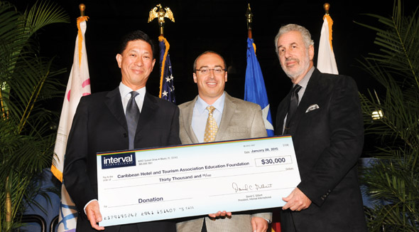 CHTAEF donation 2015