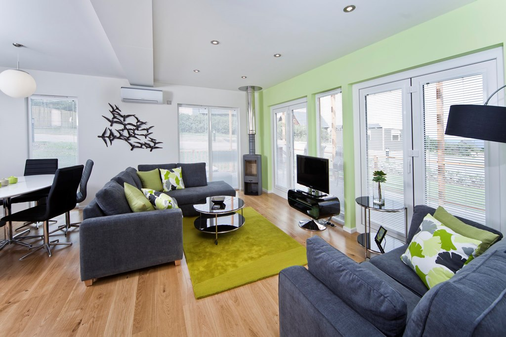 Gwel An More Residence 3 bed living area