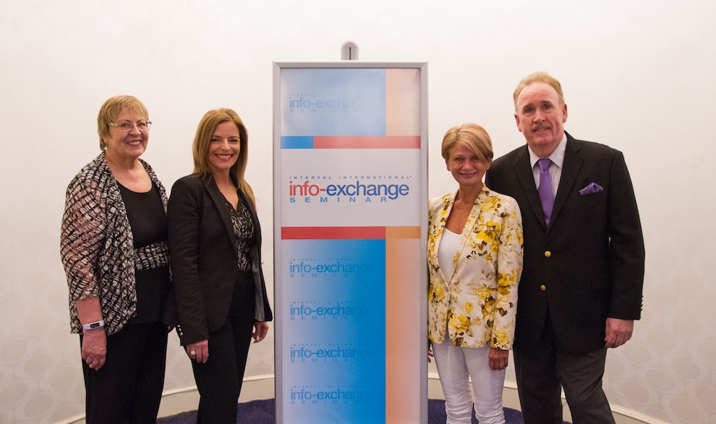 Interval International hosts info-exchange seminar