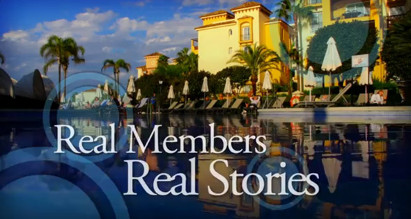 Interval Receive Telly Award for Timeshare Testimonial Video