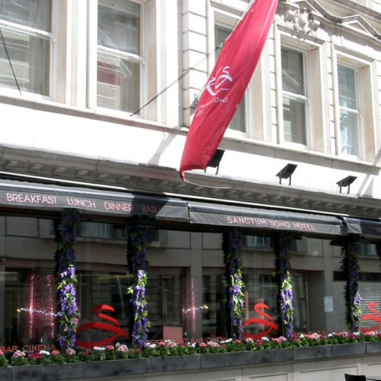 Karma Group to debut in London's West End with the Karma Sanctum Soho Hotel