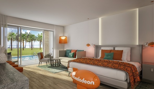 Nickelodeon Hotels & Resorts Punta Cana Joins RCI, Offering Family Vacations with A Bit of Character
