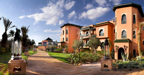 Interval International Adds Two Resorts In The Exclusive Palmeraie Area Of Marrakech, Morocco