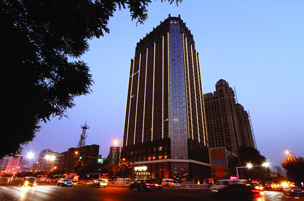 Shanghai-Xihong-Vacation-Club