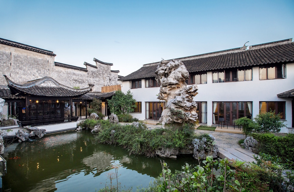 Three High-End Vacation Club resorts in China affiliate to Interval International