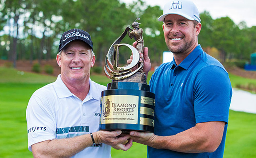 2017 Diamond Resorts Invitational™ raises $585,000 for Florida Hospital for children