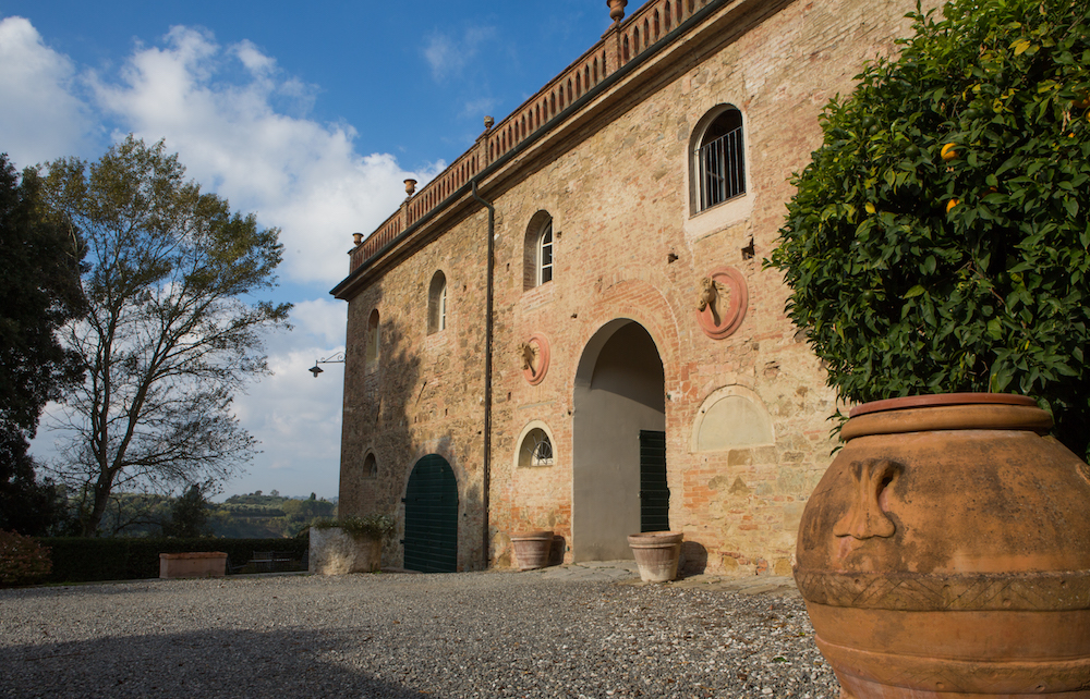 Karma Group acquires the magnificent Borgo di Colleoli estate in the Tuscan hills