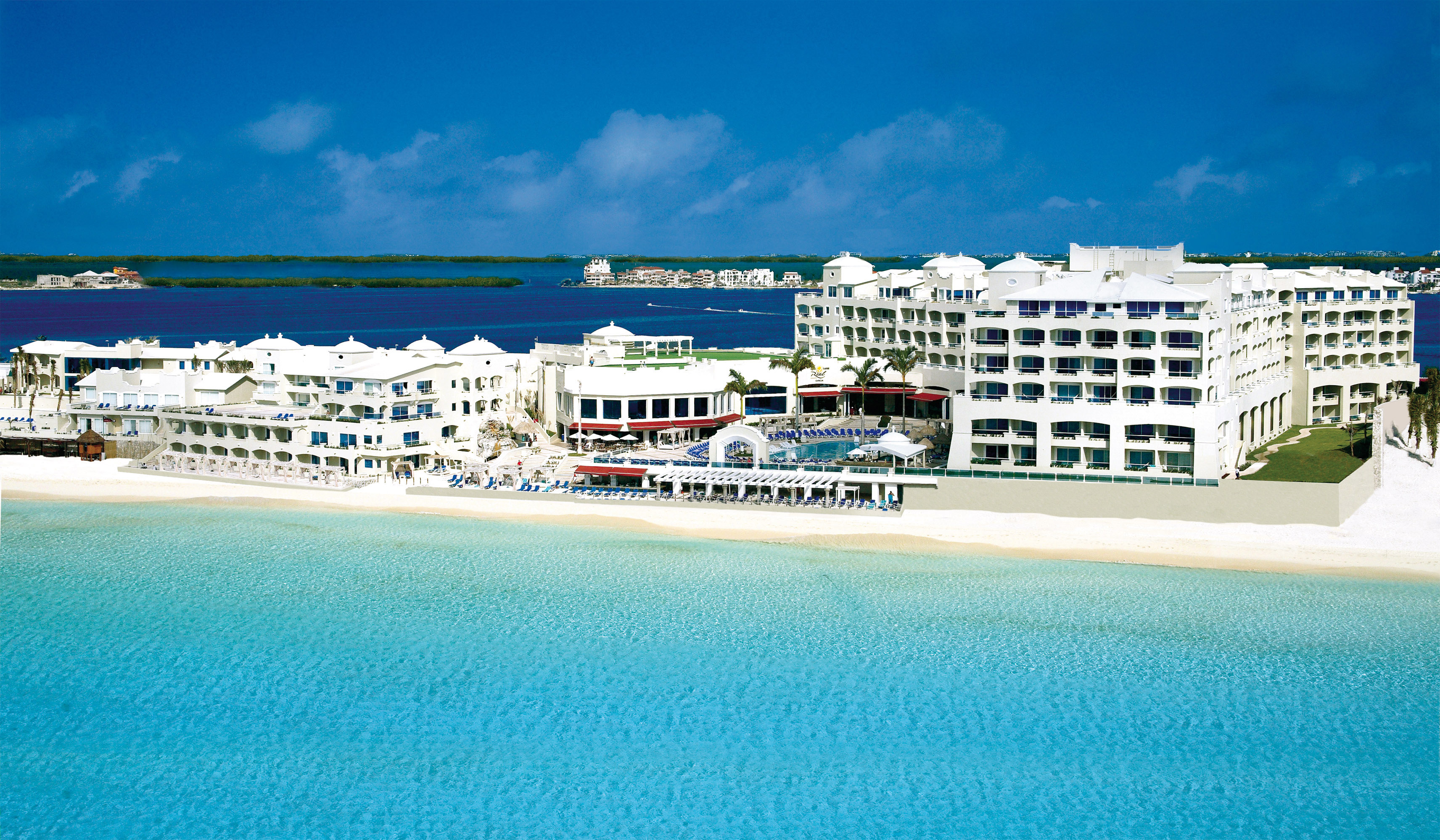Royal Cancun And Gran Caribe Real Resort Spa In Mexico Affiliated