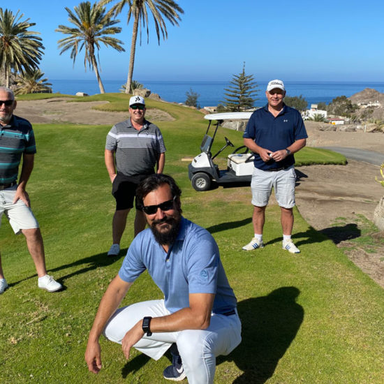 Strokes of hope as Anfi Tauro golf course in Gran Canaria reopens
