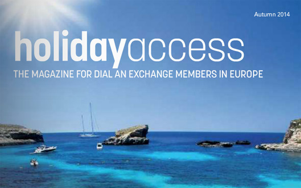 DAE Delivers Educational Magazine For Europe Members