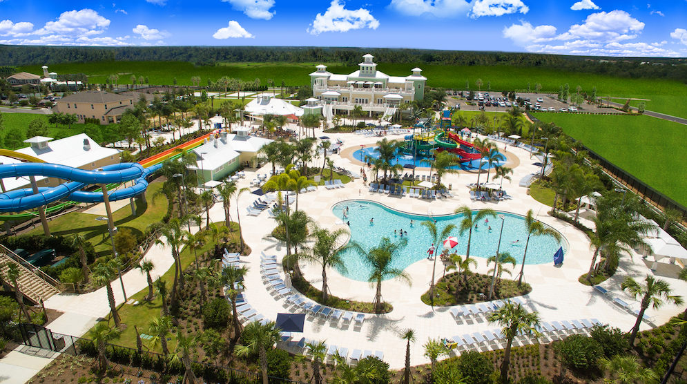 RCI welcomes Encore Resort at Reunion in Orlando, Florida