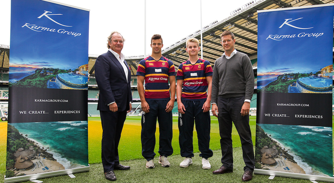 Karma Group Sponsors Brighton College Senior Rugby for season 2017/18