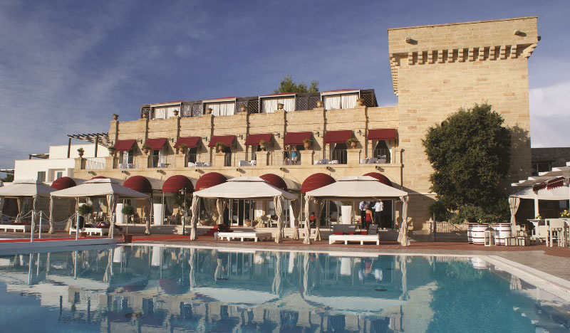 Messapia Hotel & Resort in Southern Italy chooses Interval International