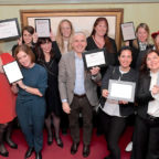 CLC WORLD PROUD TO RECEIVE PEER AWARD FOR CHARITY WORK