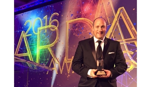 RCI Wins Three 2016 ARDA Awards, Including the ACE Spirit of Hospitality Award