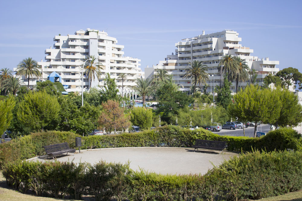 Royal Oasis Club at Benal Beach, Spain - RDO