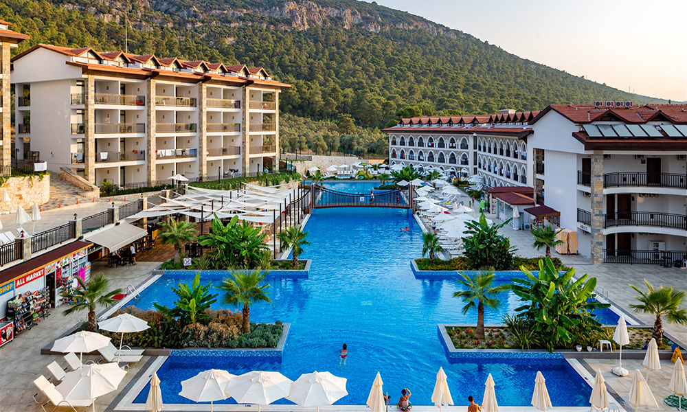 Ramada Resort Akbük joins RCI exchange network