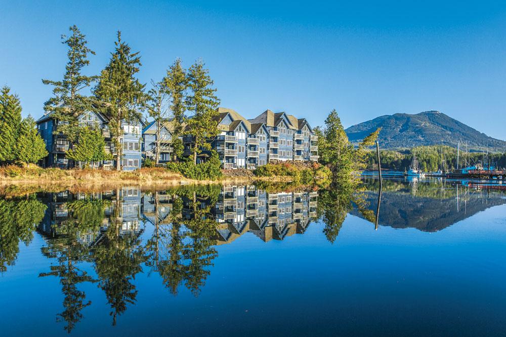 Ucluelet Resort British Columbia Rdo