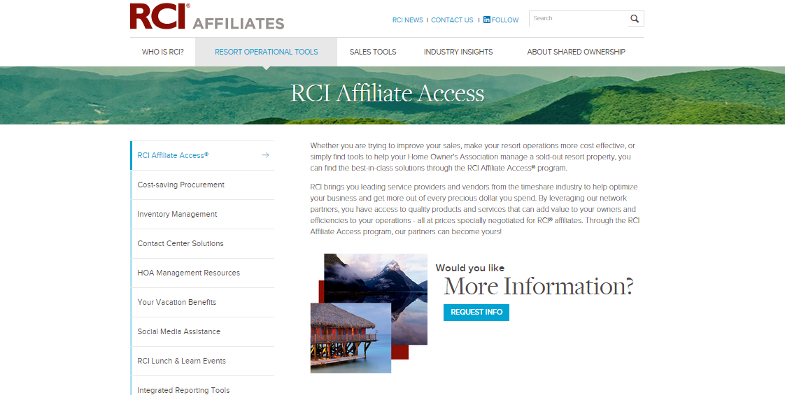 RCI® Affiliate Access Program Welcomes Cunningham Asset Recovery Services and IMPACTenergy