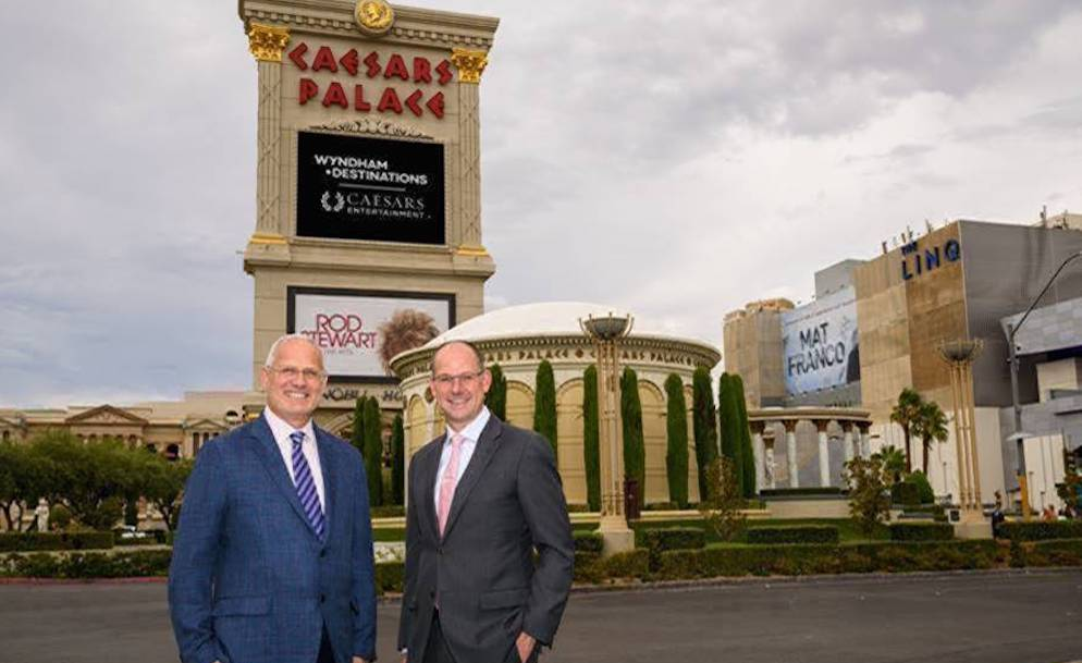 Wyndham Destinations and Caesars Entertainment extend marketing partnership to 2030